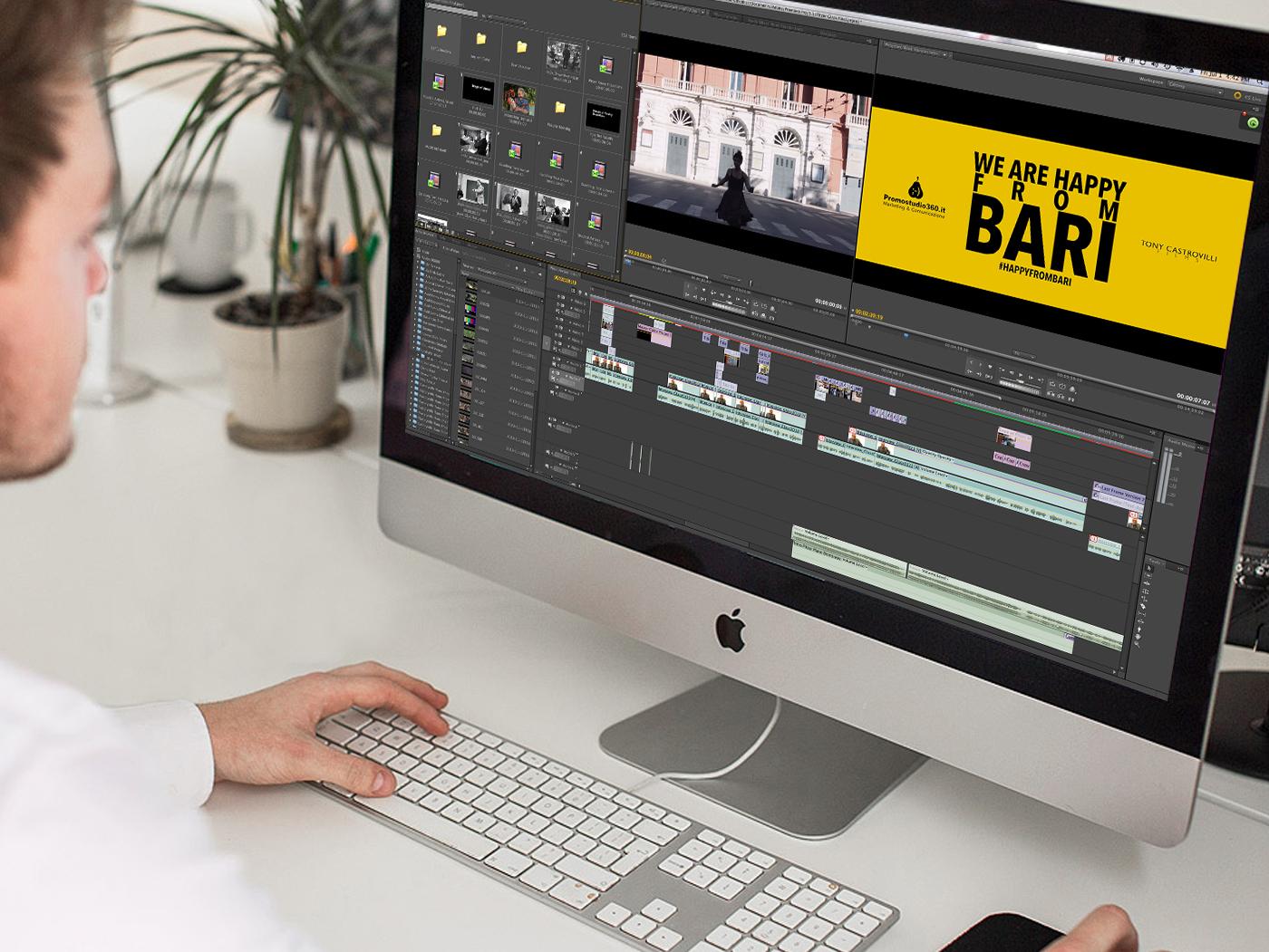 Foto-e-video-editing